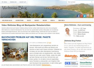 Video Weltreise Blog - Globesurfer.de