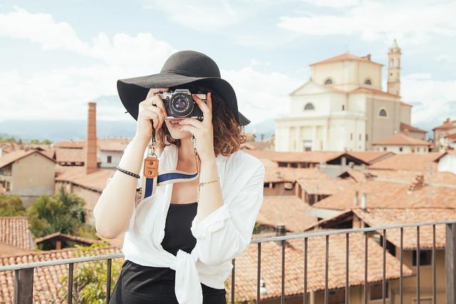 Reiseblogger sind oft Multitalente!
